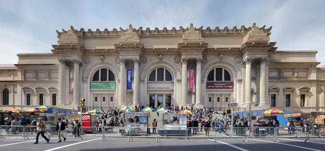 Bảo tàng Metropolitan Museum of Art