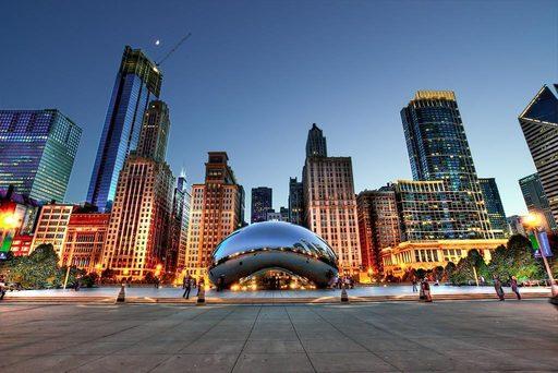 Du lịch Mỹ - Chicago điểm đến lý tưởng cho mùa hè 2019